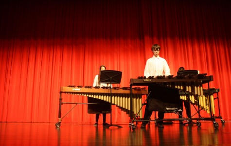 LN Percussion performs final concert of school year
