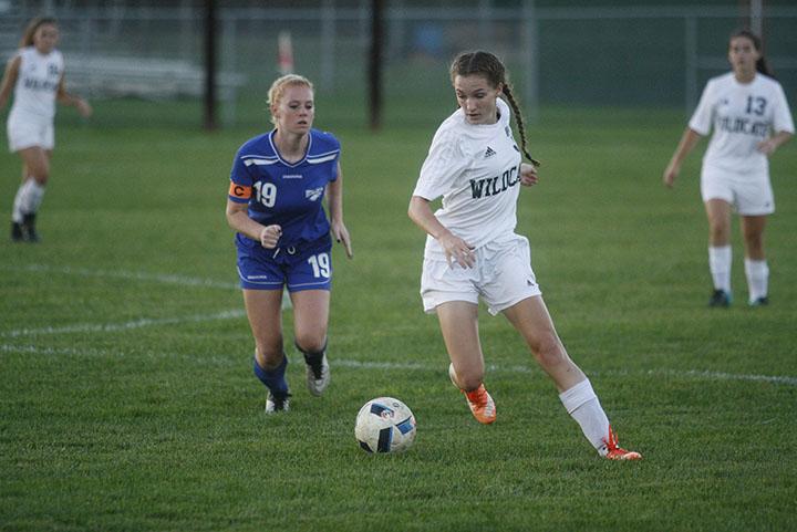 Girls Soccer vs. Heritage Christian: Photo Gallery