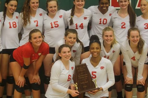 Volleyball vs. North Central (County Title): Photo Gallery
