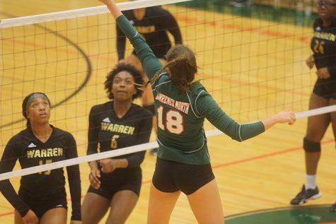 Volleyball vs. Warren Central: Photo Gallery