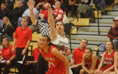 Girls Basketball vs. Center Grove: Photo Gallery