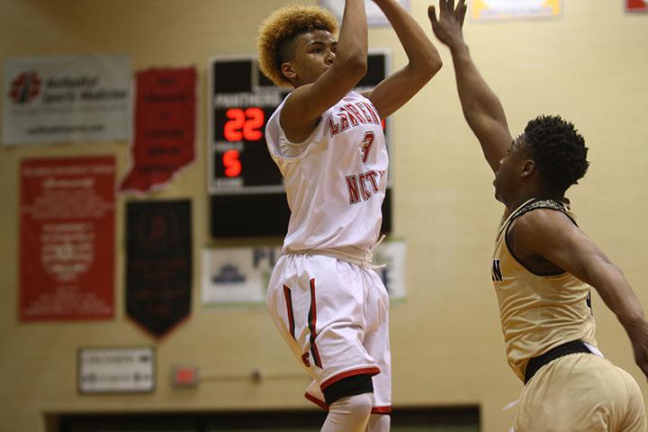 Boys Basketball vs. Warren (Sectionals): Photo Gallery