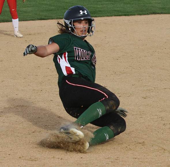 Softball vs. Fishers: Photo Gallery