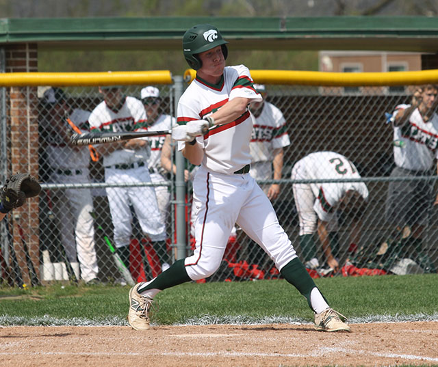 Baseball vs. Perry Meridian: Photo Gallery