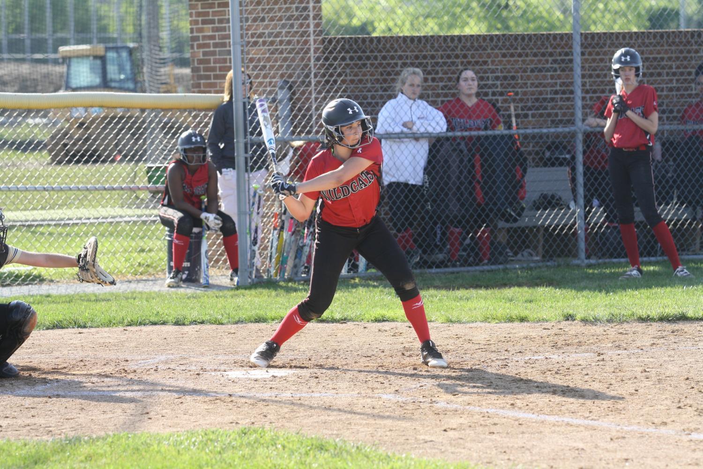 Super Slugger: The story of freshman softball player Taylor Erschen