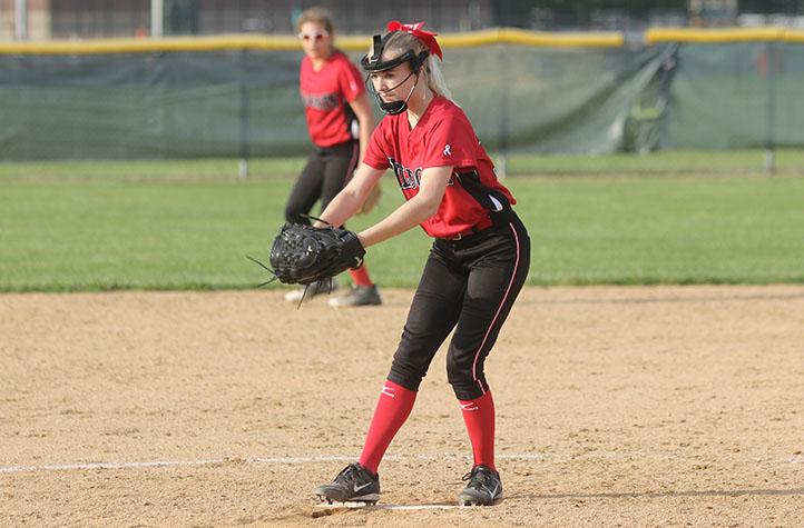 Softball vs Brownsburg Photo Gallery