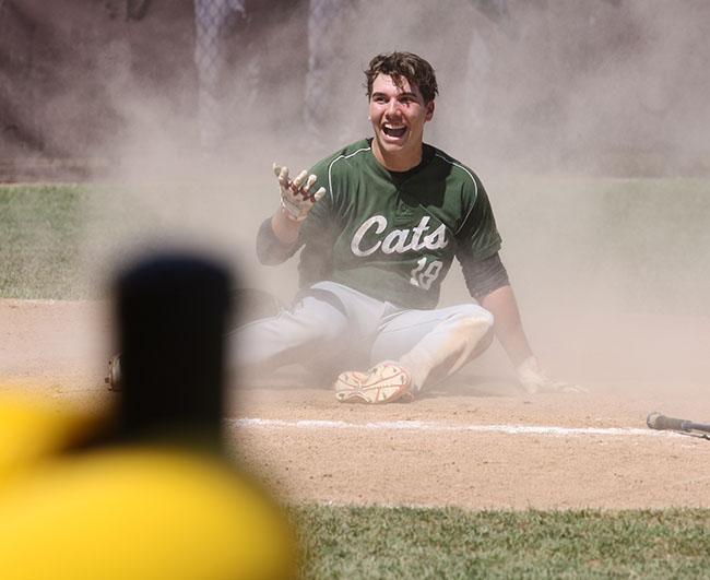 Baseball vs Franklin Central (Marion County Tournament)