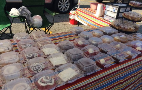 Binford Farmers' Market winds down first summer at LN