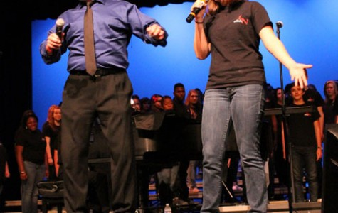 Broadway star featured at LN choir concert