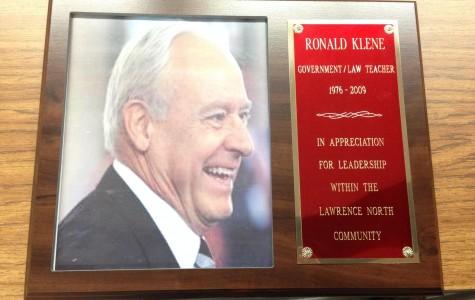 Turntable dedicated to former teacher Ron Klene