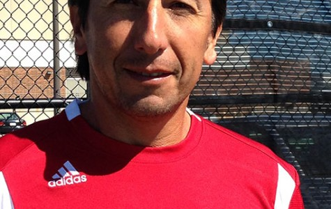 Q&A with new boys' tennis coach Hector Clavijo