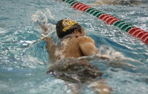 Boy's and girl's swimming begins their season with a winning record