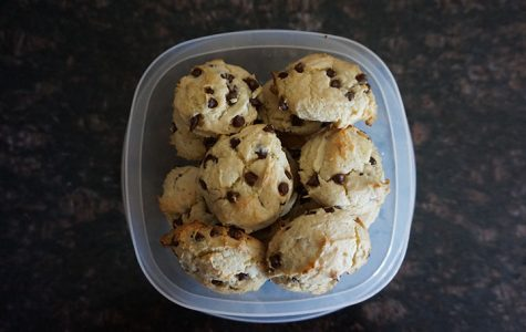 Chocolate Chip Cookie Recipe- Thailand Tutor (4/19/16)