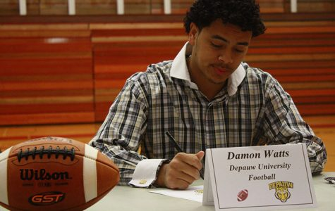Senior spring signing day photo gallery