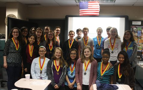 Finalists For National Spanish Exam