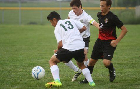 Boys Soccer vs. North Central: Photo Gallery