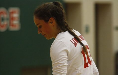 Volleyball vs. Roncalli: Photo Gallery