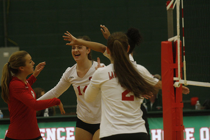 Volleyball vs. Cathedral: Game Recap
