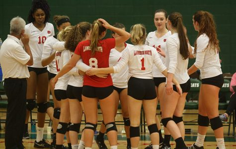 Volleyball vs. Cathedral: Photo Gallery