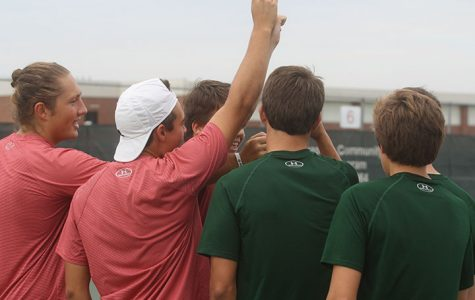 Boys Tennis vs. North Central (Regional Final): Photo Gallery