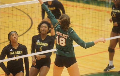 Volleyball vs. Warren Central: Photo Gallery