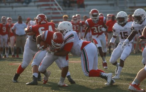 LN battles Fishers in opening week scrimmage: Photo Gallery