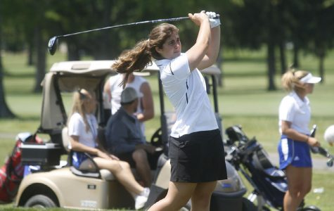 Super Sophomore: Caroline Salvas takes commanding role of girls golf team
