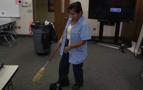 Clean Sweep: New year brings new janitorial changes