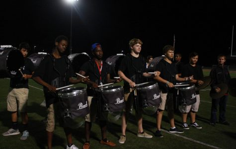 Marching Pride opens year with championship aspirations