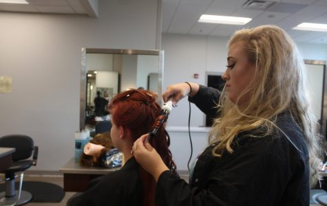 In Style: Newly renovated cosmetology program gives students professional experiences