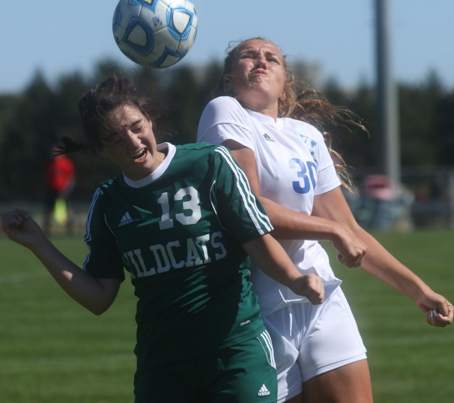 Grace Moore paces LN attack, Wildcats move to County Finals: Photo Gallery
