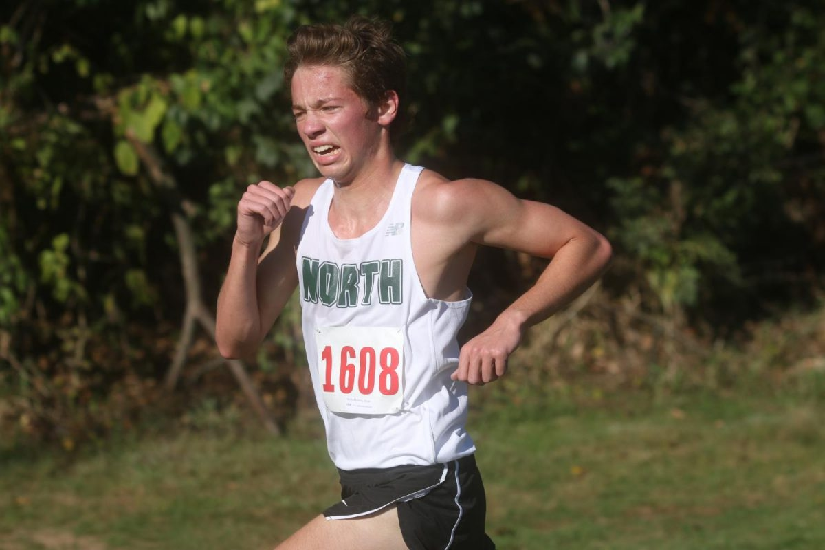 Boys, Girls Cross Country put on show at county meet