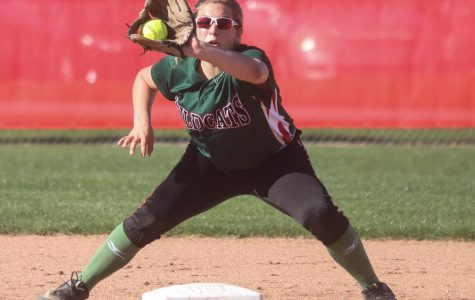 Softball falls flat in loss to Fishers