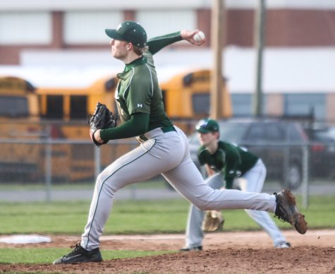 One Pitch at a Time: The Story of Garrett Burhenn's rise to high school ace