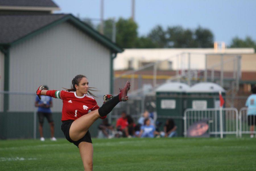 Girls Soccer vs. Ben Davis JV 4-0, Varsity 8-0: Photo Gallery