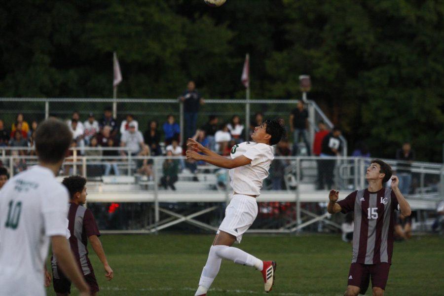 Varsity Boys Soccer vs. LC: Photo Gallery