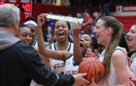 Photo Gallery: Varsity Girl's Basketball Semi-State– Lawrence North vs Castle: (50-40)