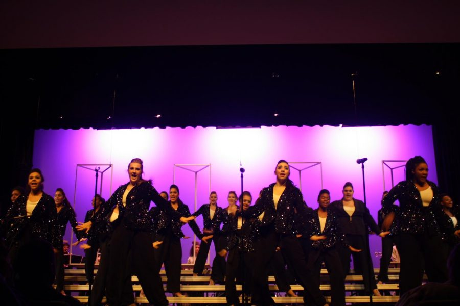 Show choir previews competition show: Photo Gallery