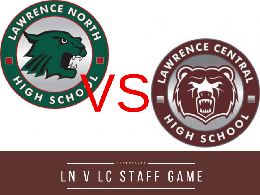 Widely anticipated LN v LC Staff basketball game
