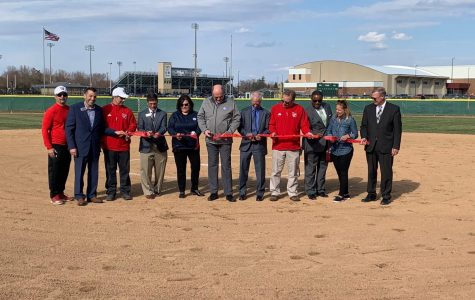 Photo Gallery: Lawrence Township dedicates new softball system