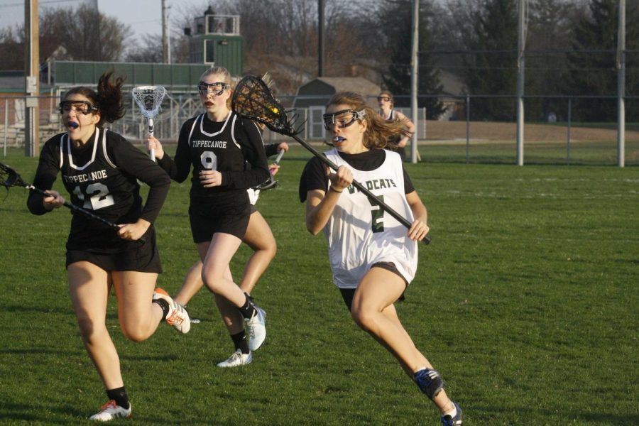 Photo Gallery: Girls lacrosse vs. Tippecanoe