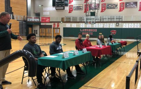 College signings: 2018-19