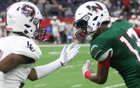 Lawrence Night at Lucas Oil- Lawrence North vs Lawrence Central (31-41): Photo Gallery