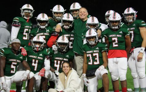 Senior Night, Lawrence North vs Pike (45-17): Photo Gallery