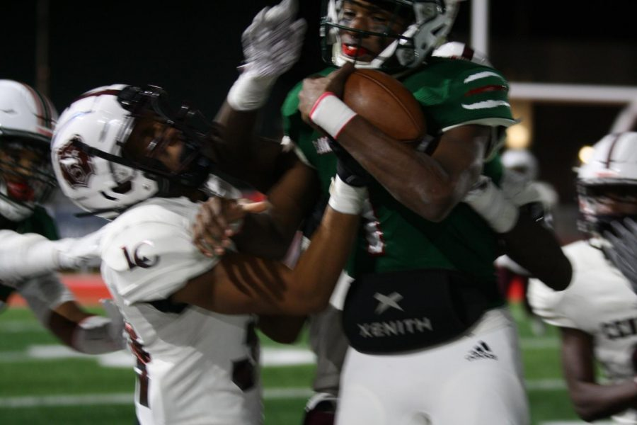First round of Sectionals, Lawrence North vs Lawrence Central (14-7): Photo Gallery