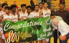 Photo gallery: Varsity boys basketball wins Manual (100-38) marking Keefer's 800th win