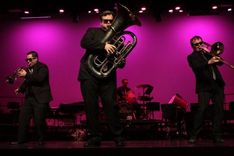 Photo gallery: LN hosts Dallas Brass for a side-by-side concert with LN, LC, FCV, and Belzer bands