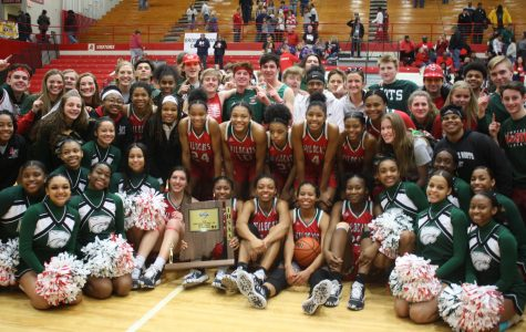 Girls Basketball Semi-State Championship, Lawrence North vs. Bedford North Lawrence (53-43): Photo Gallery