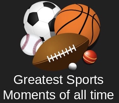 Debating the top sports moments of all time