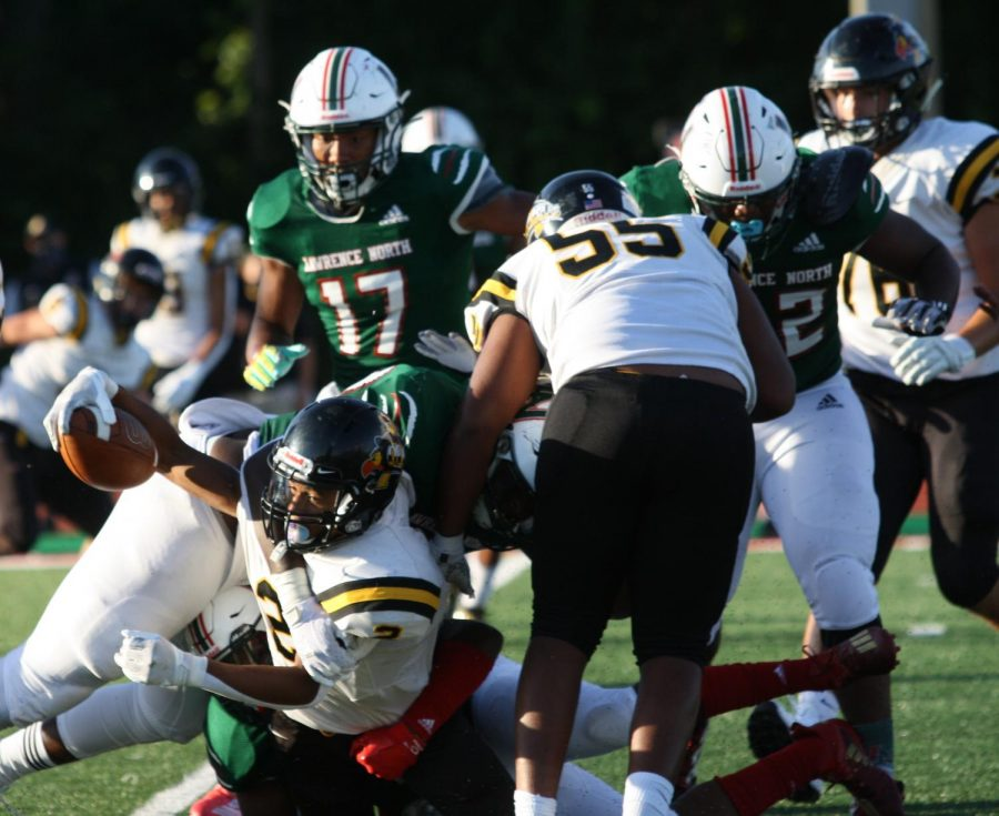Lawrence North vs Avon (62-34): Photo Gallery